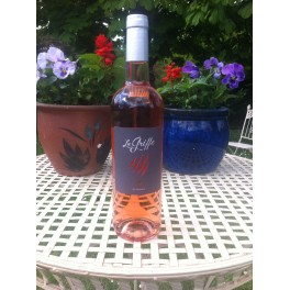 Dom. de la Chanade, La Griffe rosé